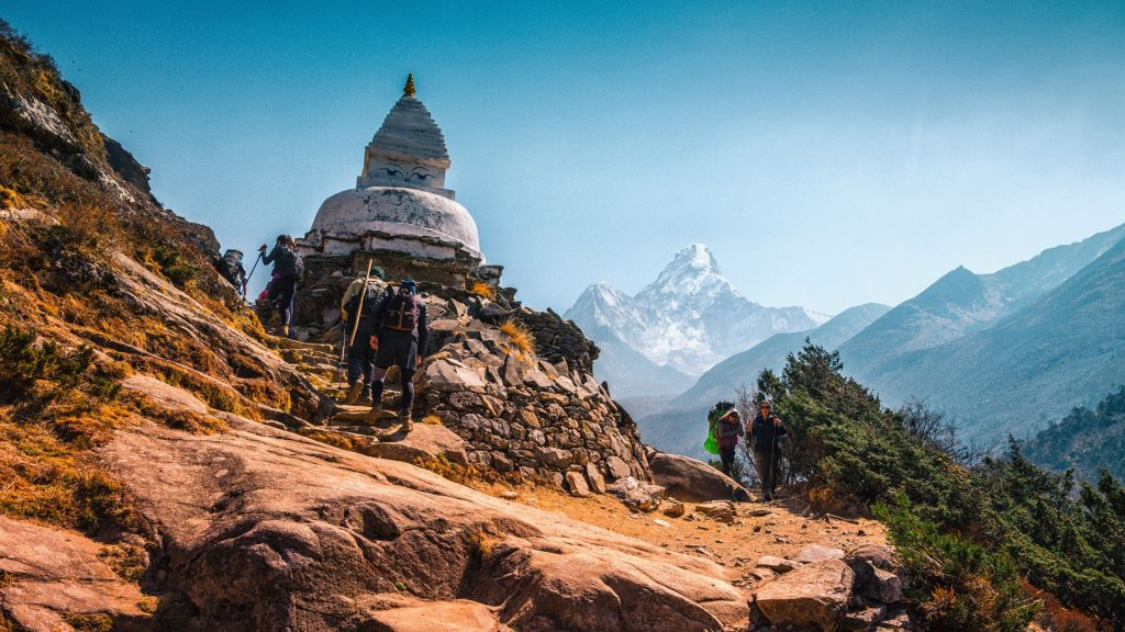 Everest Base Camp Trekking with Luxury accommodation in Kathmandu