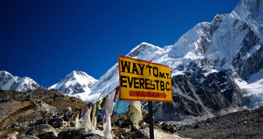 Top Everest Base Camp Treks Itinerary with Complete Guide & Cost
