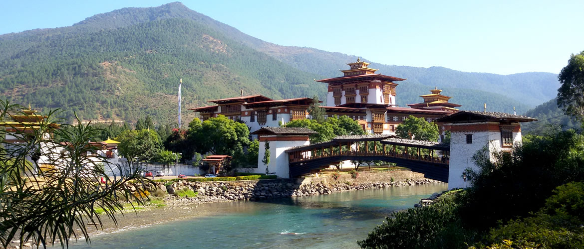 Bhutan Tour with Hot Stone Bath