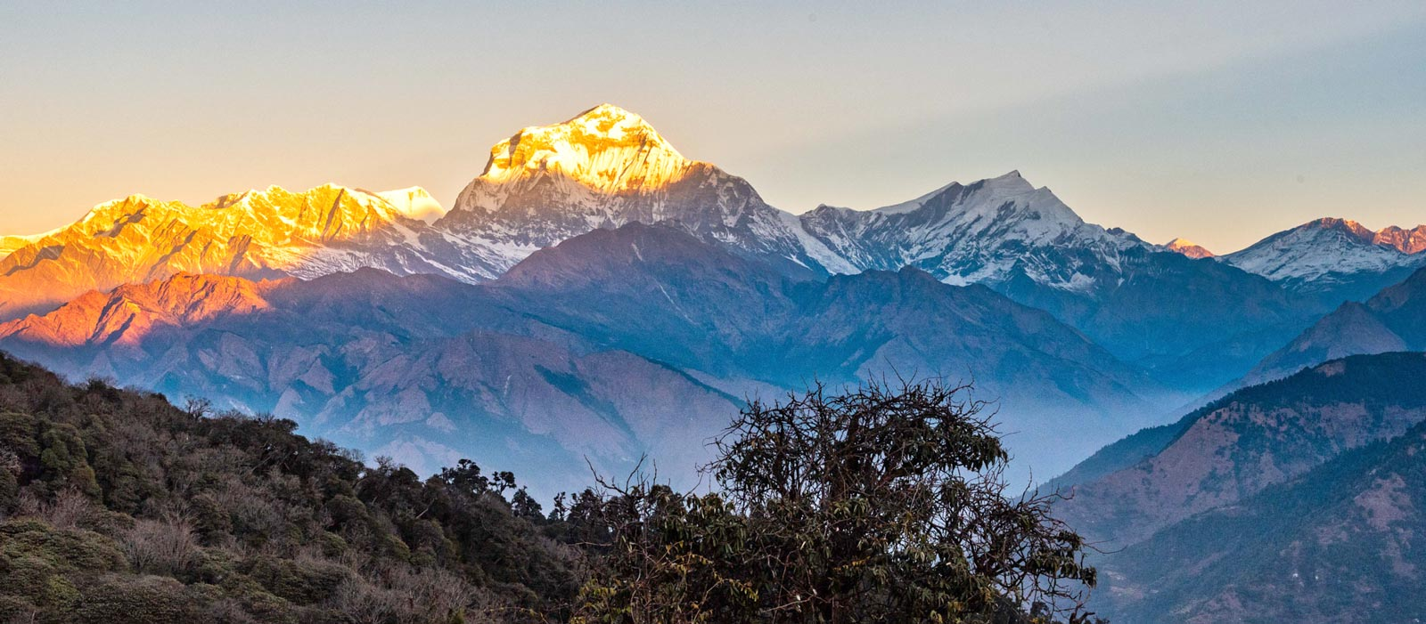 Short and Easy Trek in Nepal