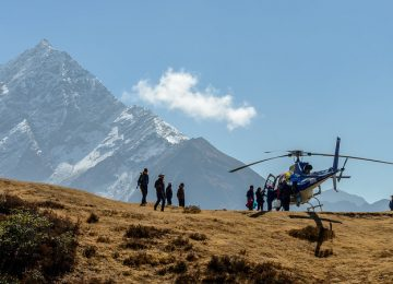 Everest Heli Trek Cost 11 Days - Everest Base Camp Heli Trek