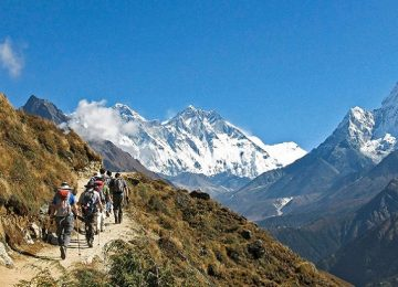 Everest and Annapurna Luxury Trekking