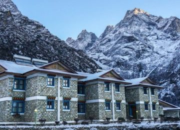 Everest Luxury Lodge Trek