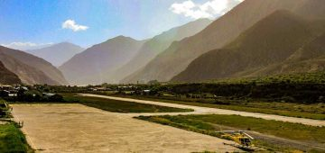 Pokhara to Jomsom Flight
