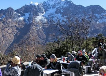 Everest Breakfast Tour