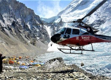 Everest Luxury Trek with Helicopter Tour
