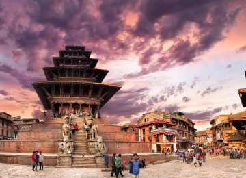 Nepal Luxury Travel