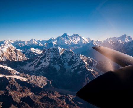 Everest Mountain Flight Cost