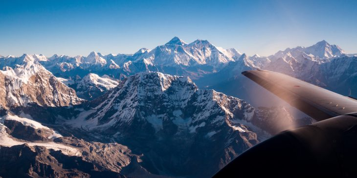 Mountain Flight In Nepal | Daily Everest Experience Flight Cost