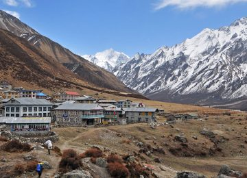 Langtang Valley Trekkin
