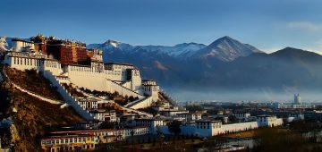 Nepal Tibet Luxury Tour: From the Everest & Jungle to Roof of the world