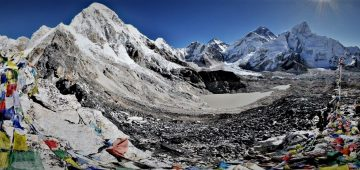 Everest Base Camp Luxury Heli Trek