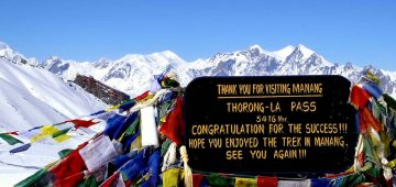 Annapurna Circuit Trek – 16 Days