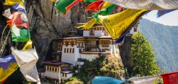 3 Nights 4 Days Glimpse of Bhutan Tour