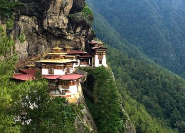 5 nights 6 days bhutan tours